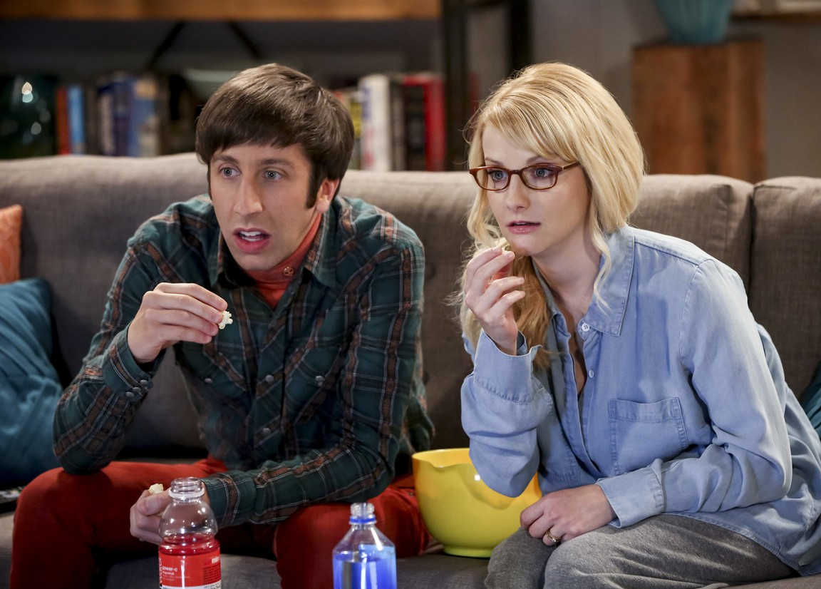 The Big Bang Theory - Season 12 Episode 01: The Conjugal Configuration
