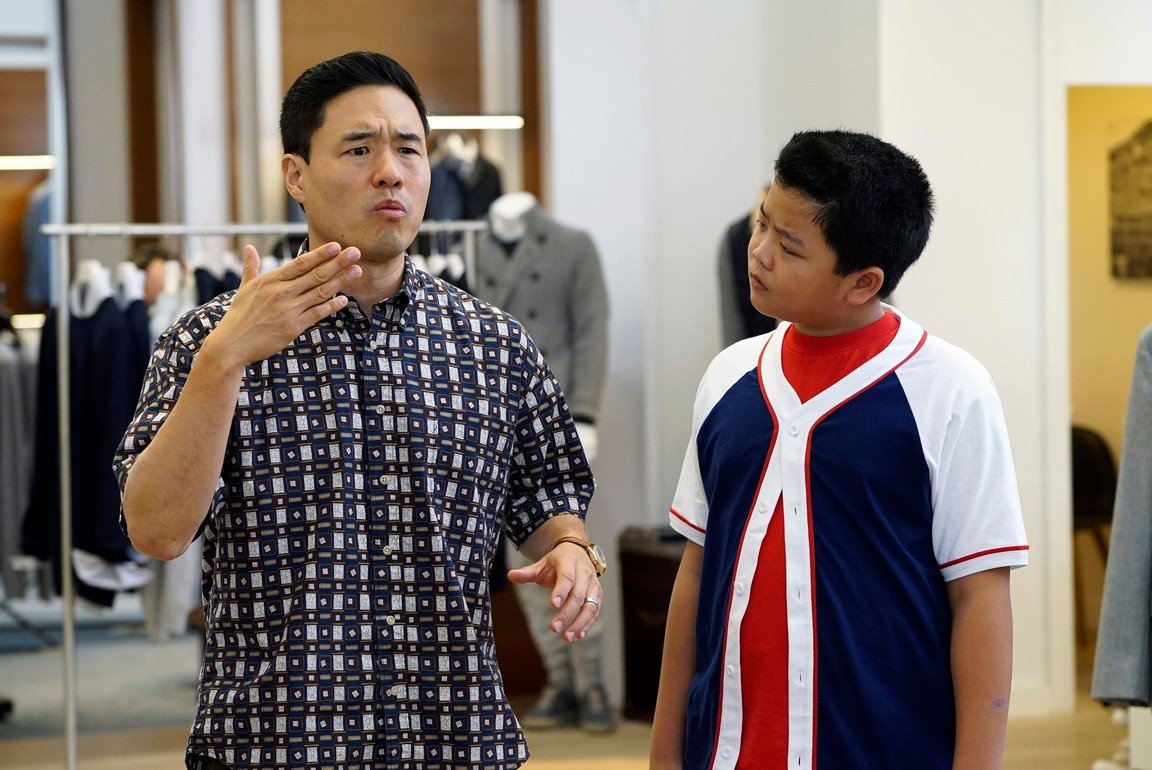 Fresh Off the Boat - Season 3 Episode 10: The Best of Orlando