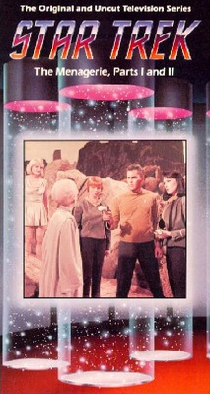 Star Trek: The Original Series - Season 1 Episode 11: The Menagerie Part 1