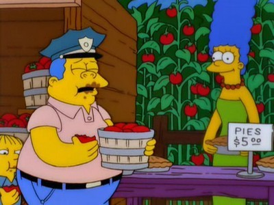 The Simpsons - Season 11 Episode 05: E-I-E-I-(Annoyed Grunt)