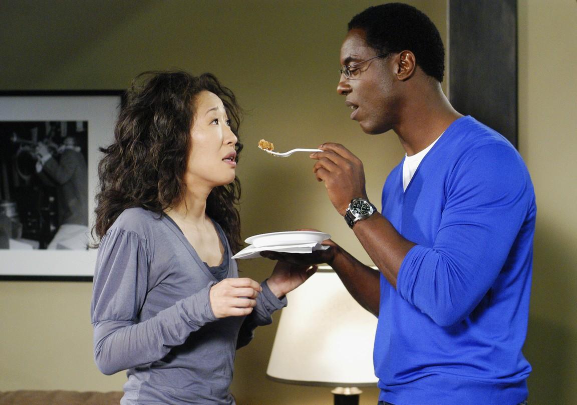 Greys Anatomy - Season 3 Episode 21: Desire
