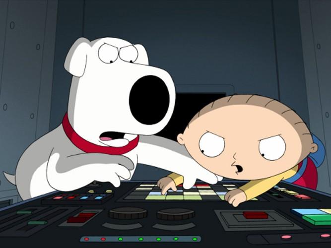 Family Guy - Season 9 Episode 16: The Big Bang Theory