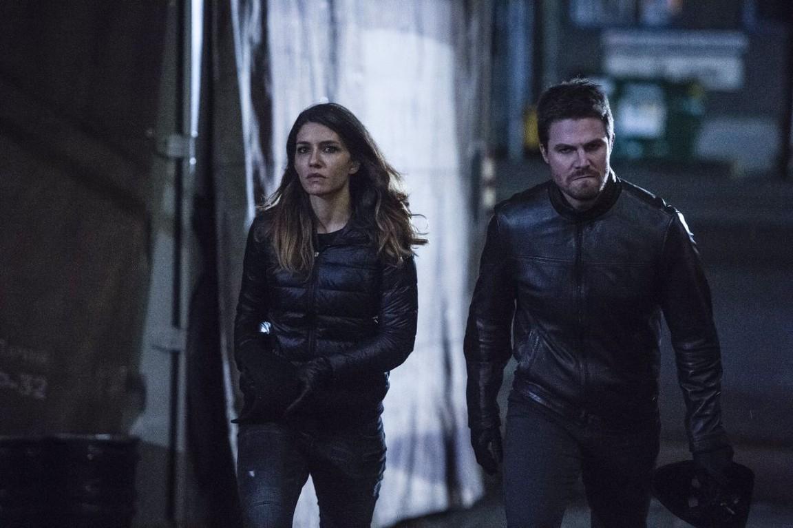Arrow - Season 5 Episode 12: Bratva