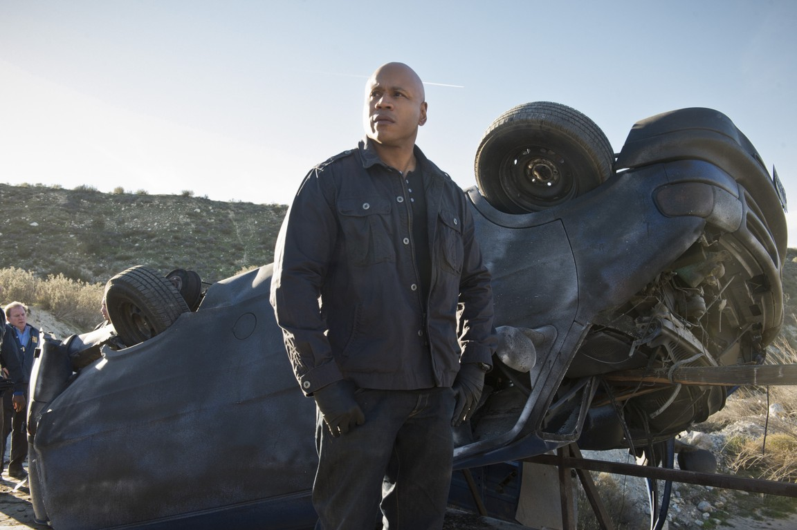 NCIS Los Angeles - Season 6 Episode 18: Fighting Shadows