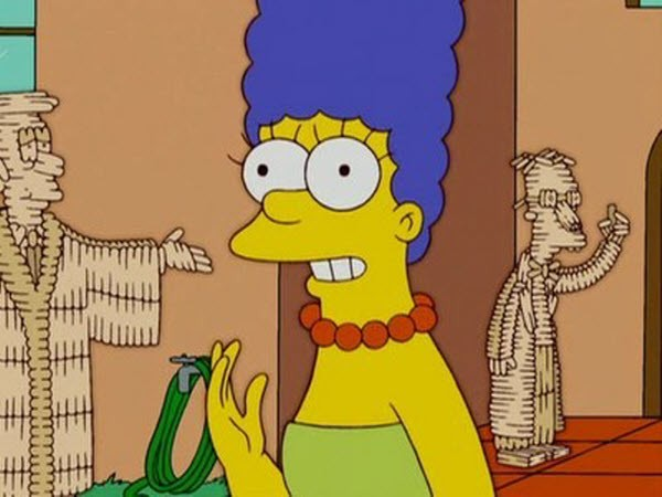 The Simpsons - Season 18 Episode 07: Ice Cream of Margie (With the Light Blue Hair)