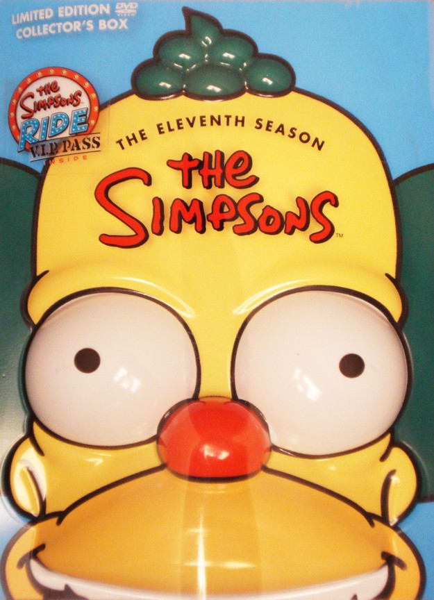 The Simpsons - Season 11 Episode 10: Little Big Mom