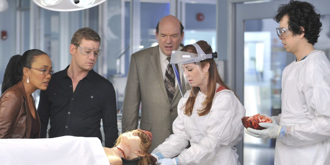 Body of Proof - Season 2 Episode 20: Mind Games