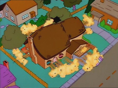 The Simpsons - Season 4 Episode 18: So It's Come to This: A Simpsons Clip Show