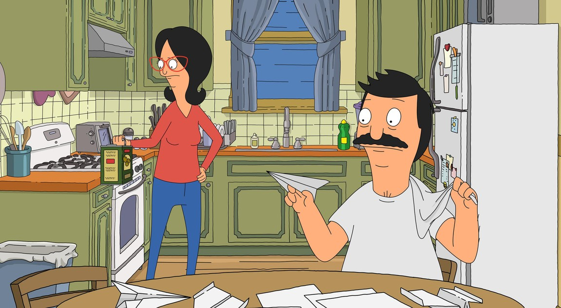 Bob's Burgers - Season 9 Episode 05: Live and Let Fly