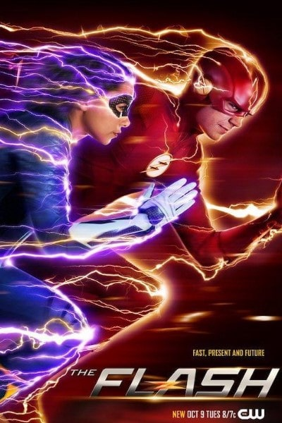 The Flash - Season 5 Episode 12 Watch in HD - Fusion Movies!