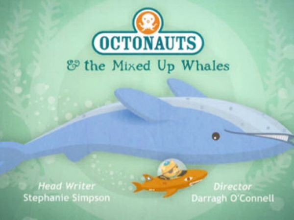 The Octonauts - Season 1 Episode 23: The Mixed Up Whales