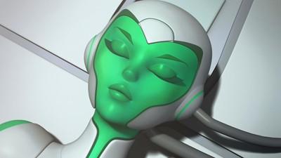 Green Lantern: The Animated Series - Season 1 Episode 16: Steam Lantern