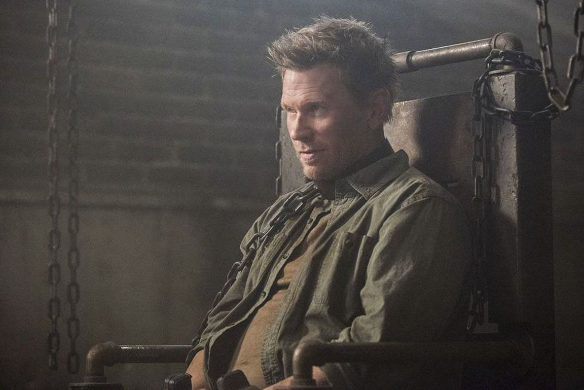 Supernatural - Season 12 Episode 15:  Somewhere Between Heaven and Hell