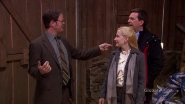 The Office - Season 5 Episode 08: Frame Toby