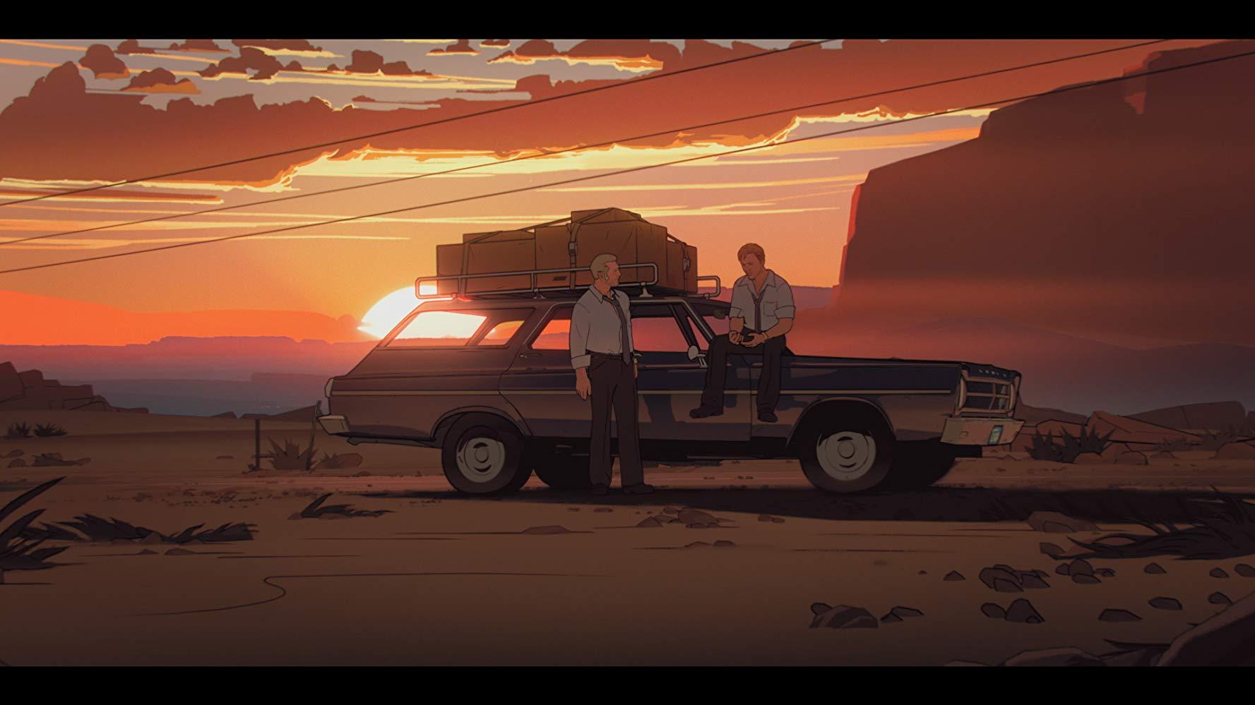Love, Death and Robots - Season 1