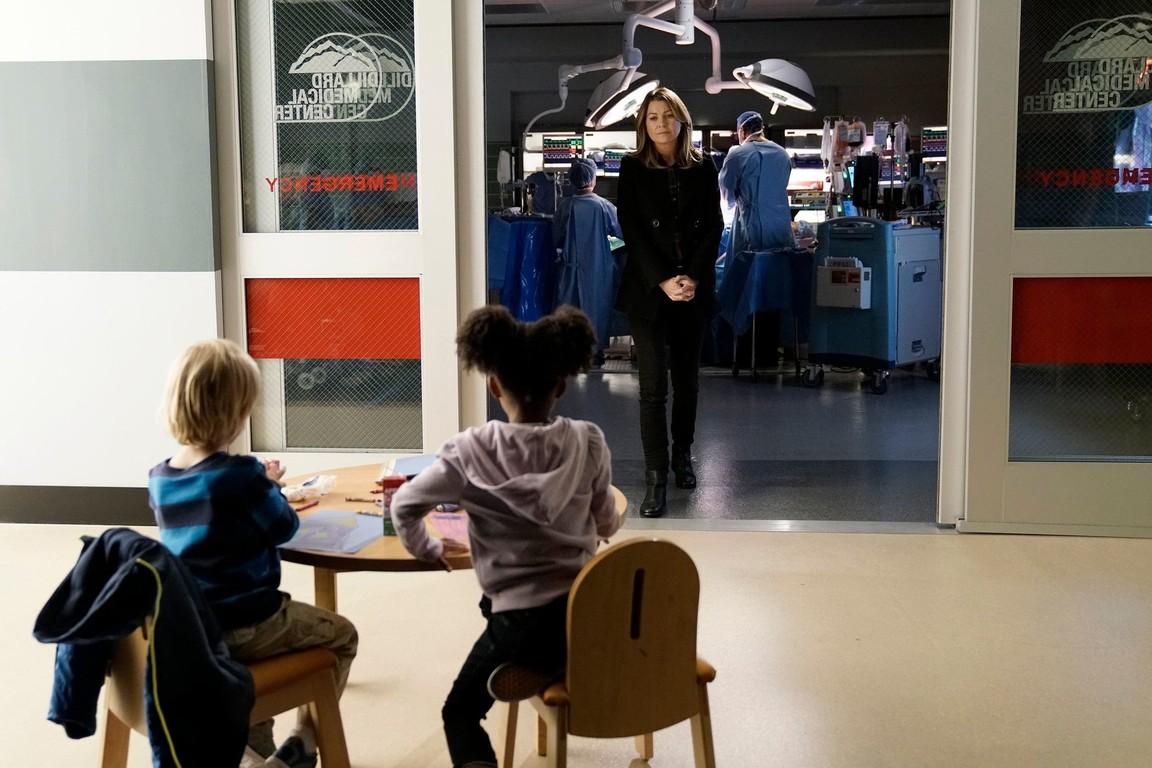 Greys Anatomy - Season 13 Episode 08: The Room Where It Happens