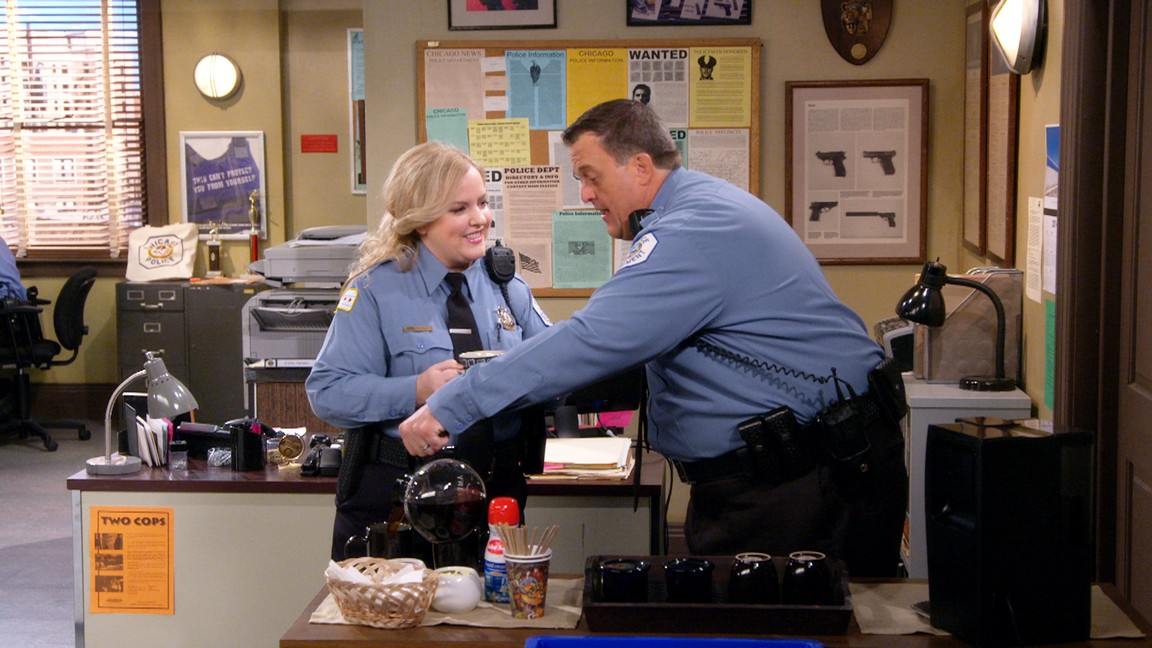 Mike & Molly - Season 5 Episode 6: The Last Temptation of Mike