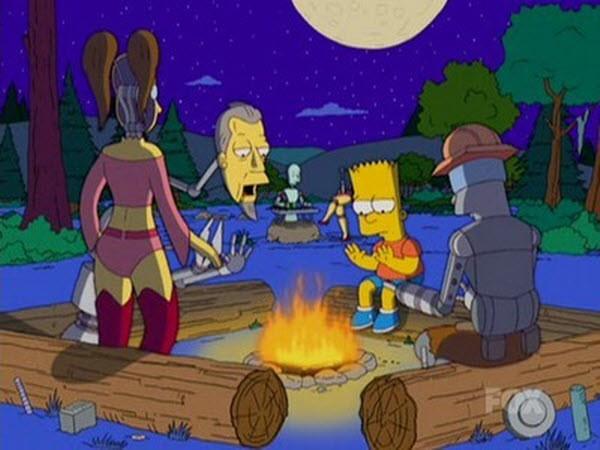 The Simpsons - Season 17 Episode 04: Treehouse of Horror XVI
