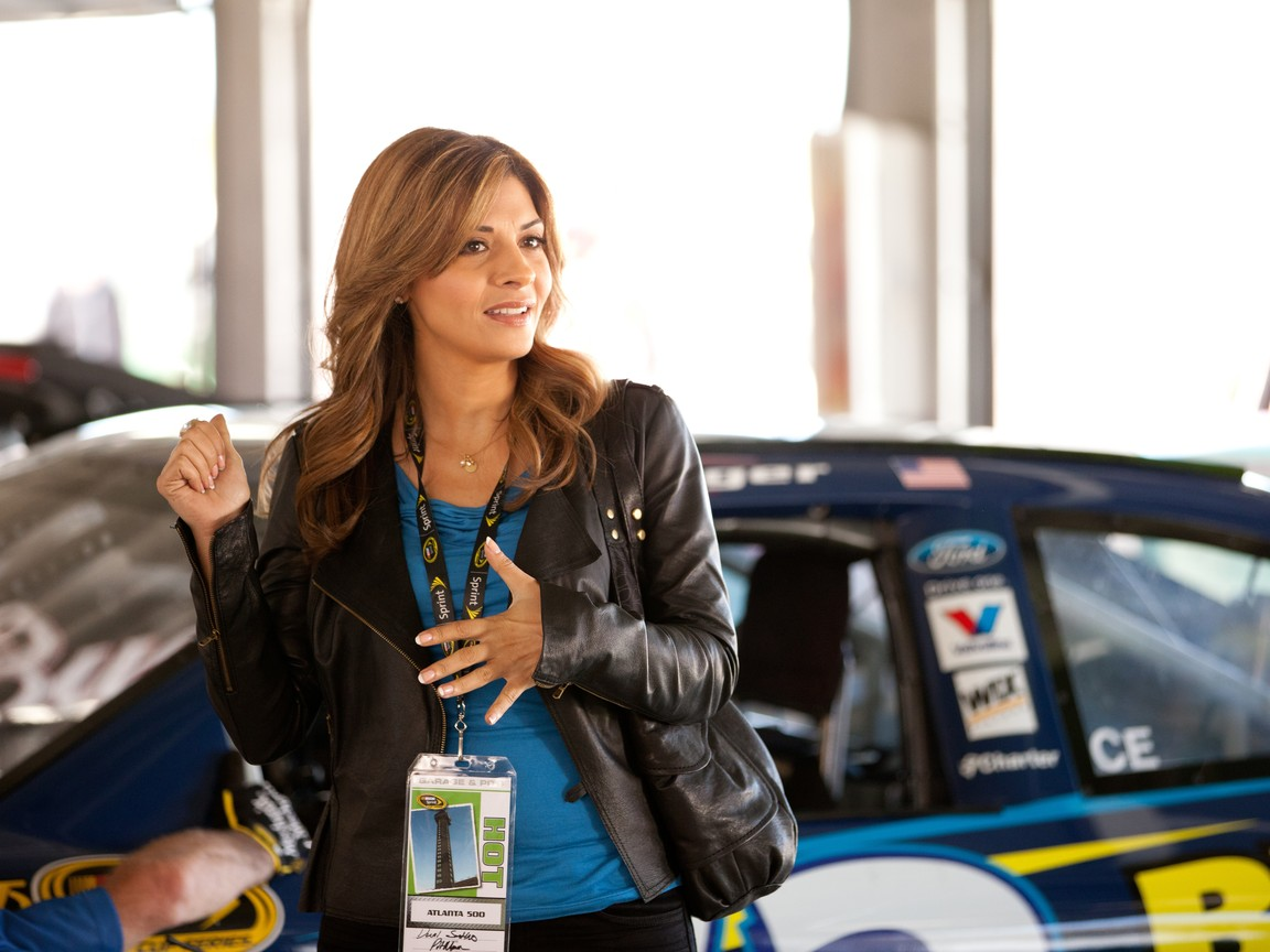 Necessary Roughness - Season 1 Episode 03: Spinning Out