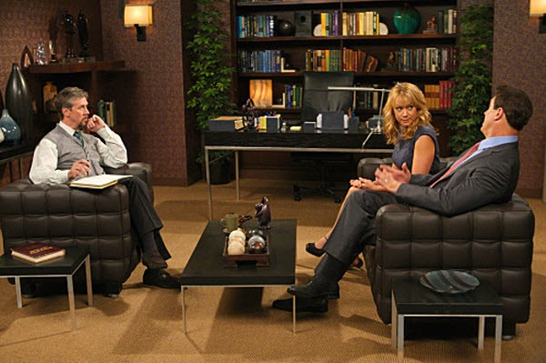 Rules of Engagement - Season 4 Episode 05: The Four Pillars