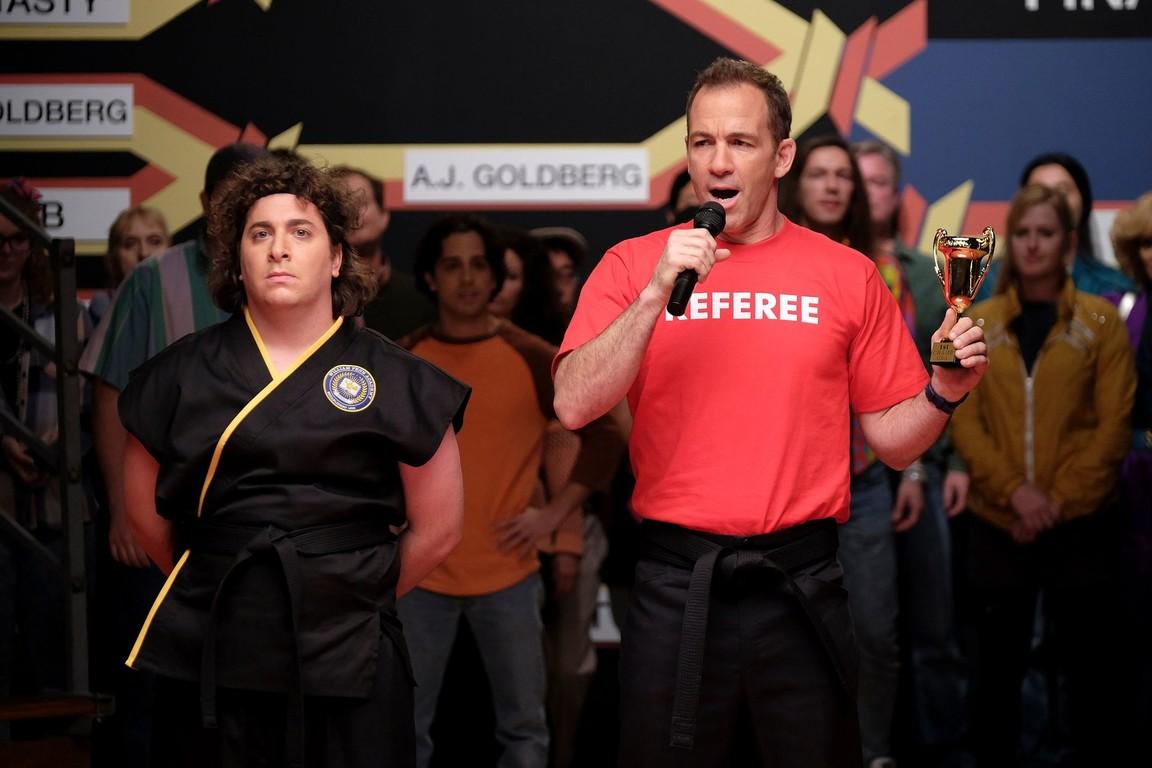 The Goldbergs - Season 4 Episode 16: The Kara-te Kid