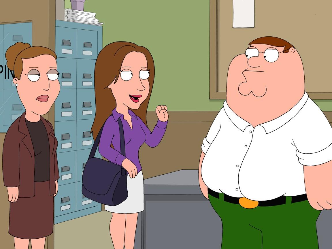 Family Guy - Season 10 Episode 11: The Blind Side
