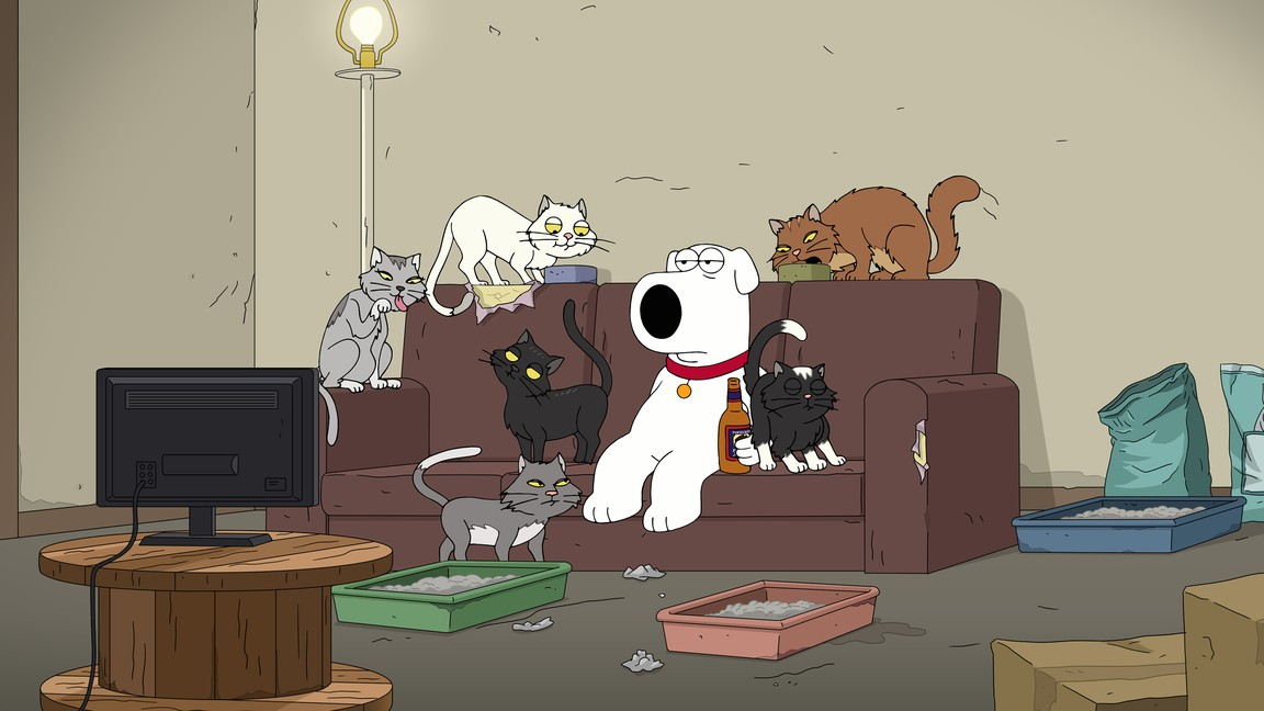 Family Guy - Season 17 Episode 01: Married with Cancer