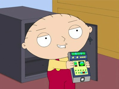 Family Guy - Season 8 Episode 1: Road to the Multiverse