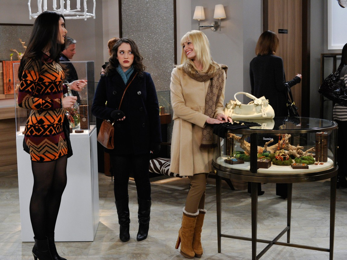 2 Broke Girls - Season 1 Episode 12: And the Pop-Up Sale