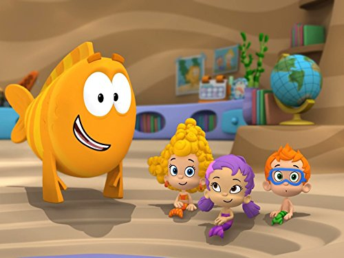 Bubble Guppies - Season 3 Watch in HD - Fusion Movies!