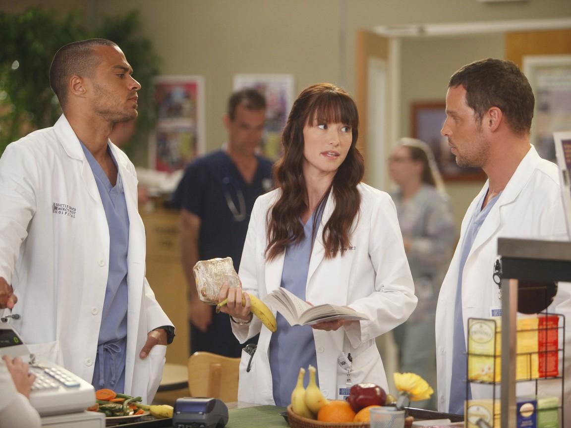 Greys Anatomy - Season 8 Episode 08: Heart-Shaped Box
