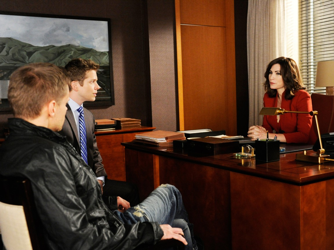 The Good Wife - Season 4 Episode 1 -  I Fought the Law
