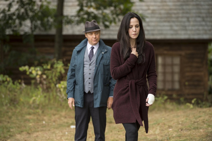 The Blacklist - Season 2 Episode 04: Dr. Linus Creel