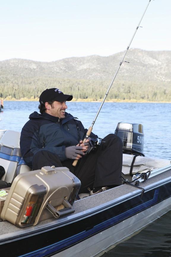 Greys Anatomy - Season 7 Episode 10: Adrift and at Peace