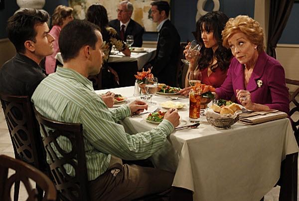 Two and a Half Men - Season 8 Episode 07: The Crazy Bitch Gazette