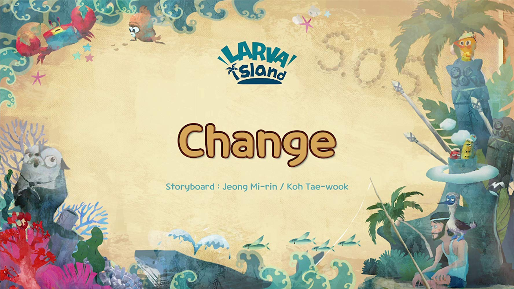 Larva Island - Season 1