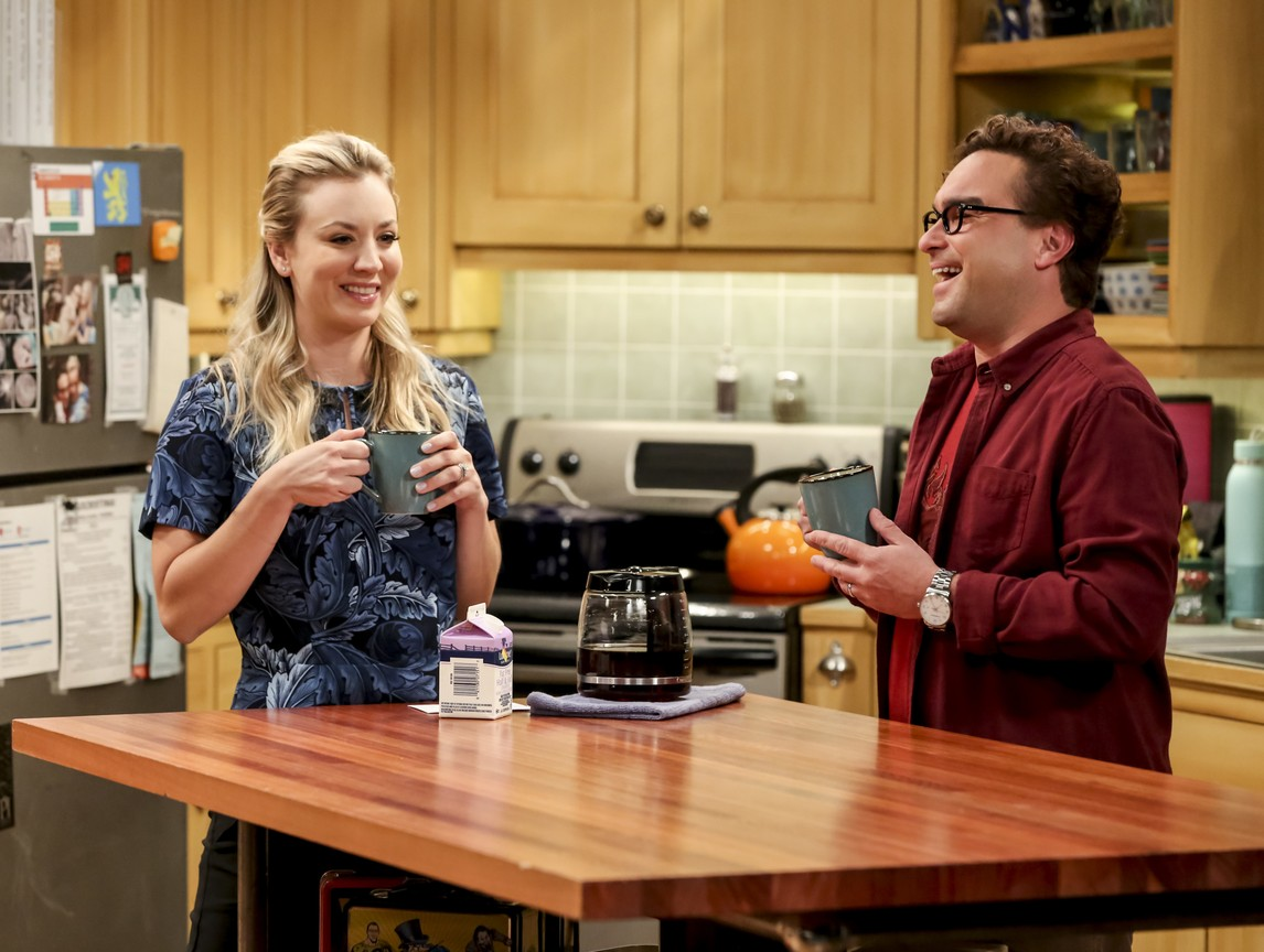 The Big Bang Theory - Season 12 Episode 02: The Wedding Gift Wormhole