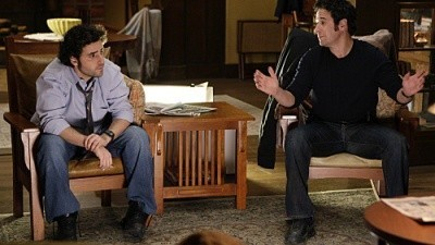 Numb3rs - Season 5 Episode 16: Cover Me