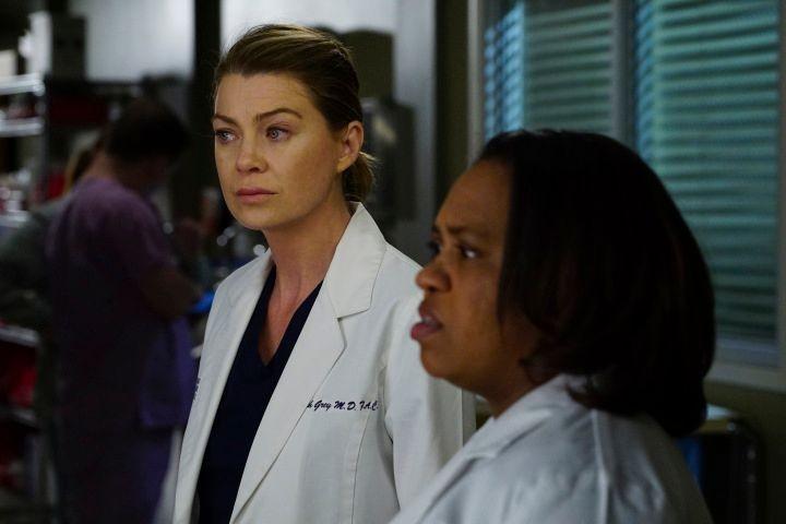 Greys Anatomy - Season 12 Episode 18: There's a Fine, Fine Line