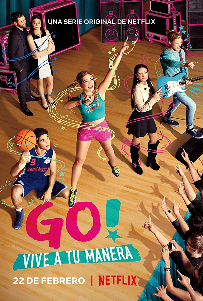 Go! Live Your Way - Season 1