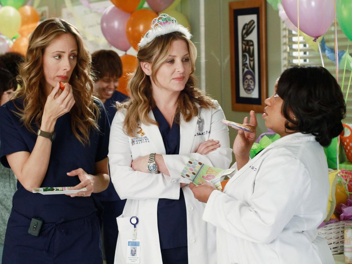 Greys Anatomy - Season 7 Episode 17: This Is How We Do It