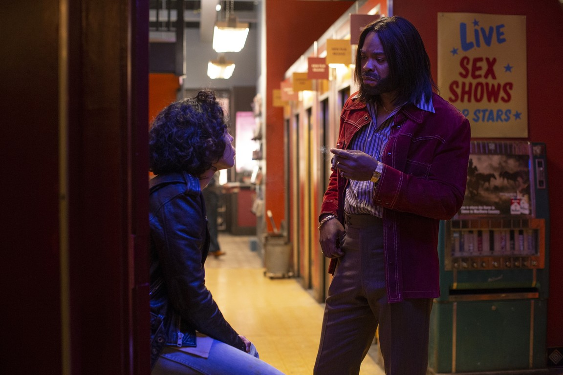 The Deuce - Season 2 Episode 08: Nobody Has to Get Hurt