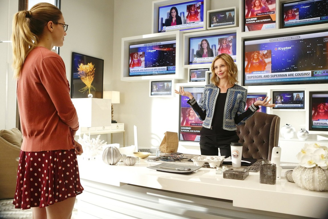 Supergirl - Season 1 Episode 03: Fight or Flight
