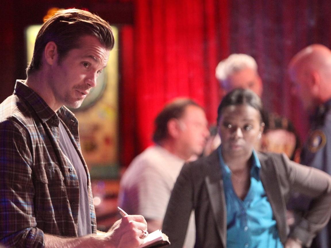 Justified - Season 3 Episode 5: Thick as Mud