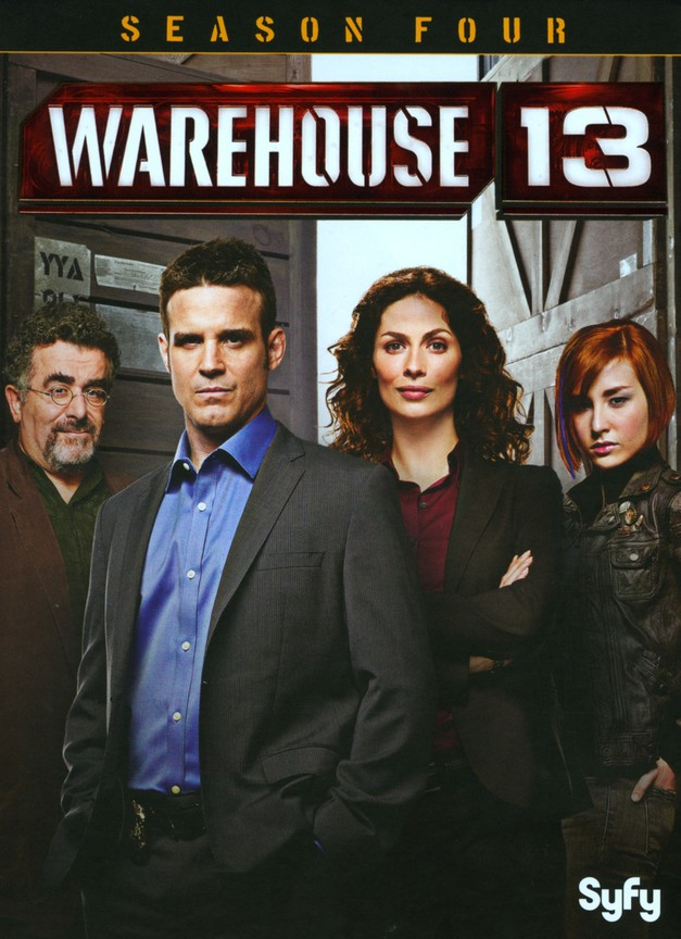 Warehouse 13 - Season 4 Episode 11: The Living and the Dead