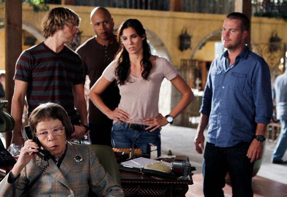 NCIS Los Angeles - Season 3 Episode 07: Honor