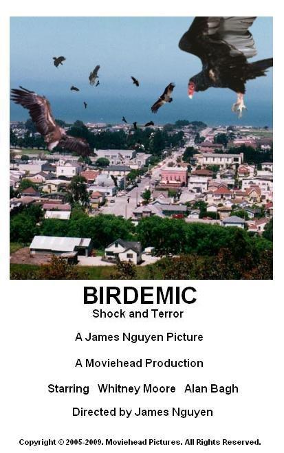Birdemic Shock and Terror