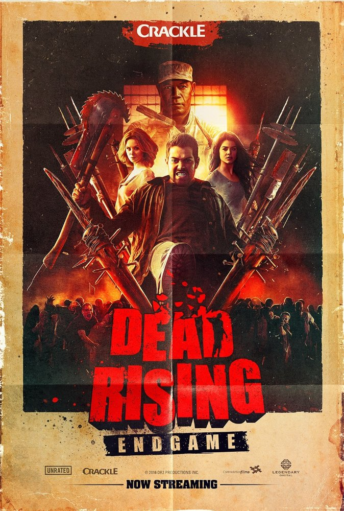 Dead Rising Endgame 2016 Watch In Hd For Free Fusion Movies