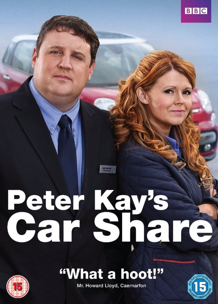 Peter Kays Car Share - Season 2
