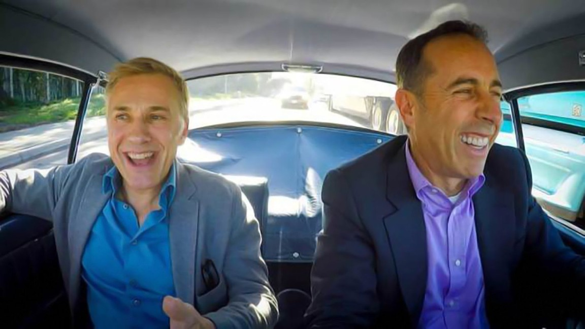 Comedians in Cars Getting Coffee - Season 9